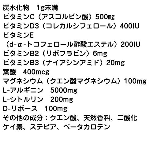 効果なし アルギニン レッドドラゴン&アルギニンプレミアム60000は効果なし?実際に摂取して試してみた口コミ体験談