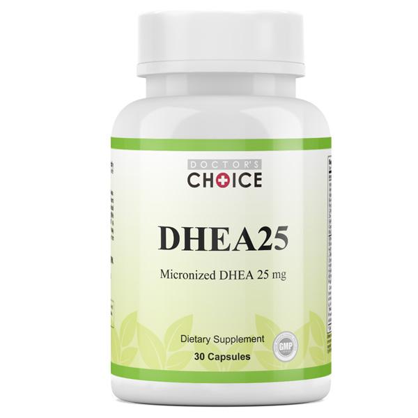 ドクターズチョイス DHEA25